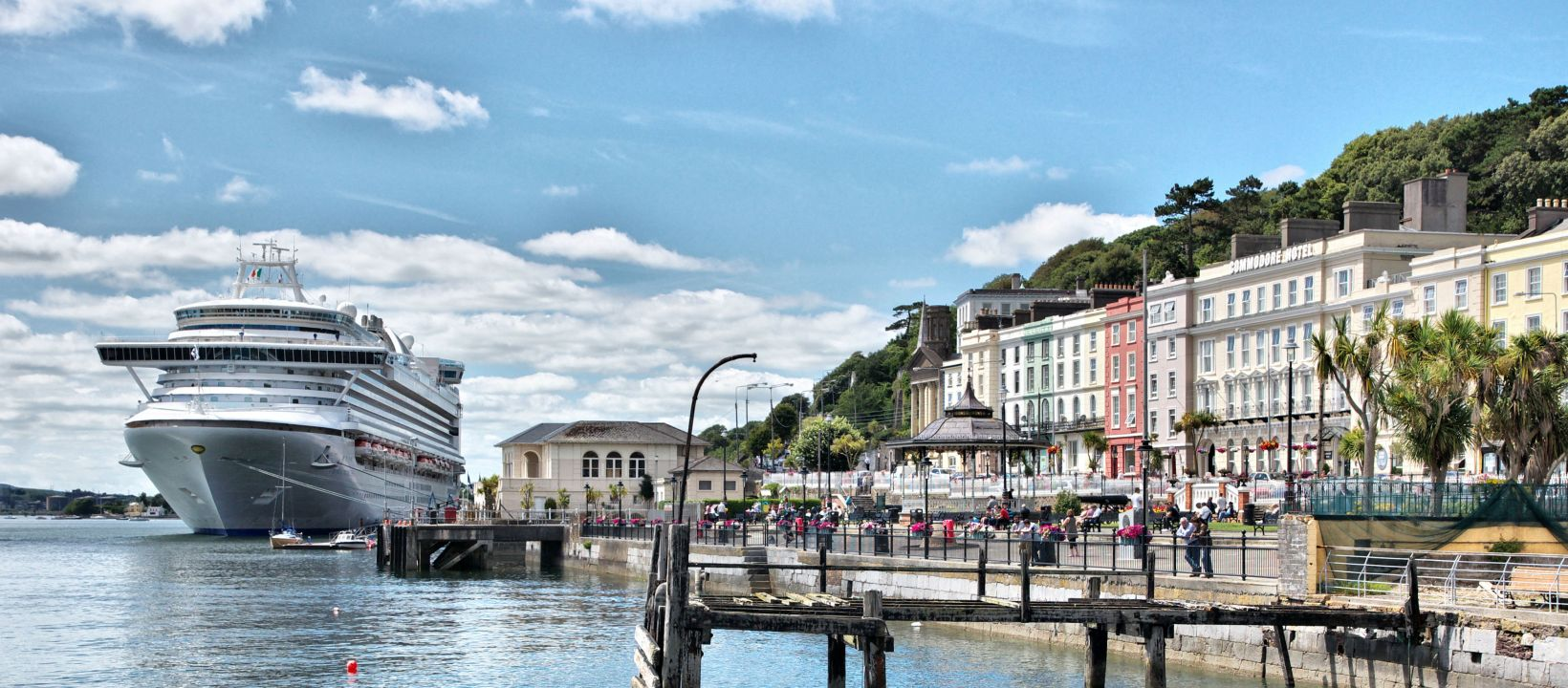 Hotels In Cobh Cobh Hotels Commodore Hotel
