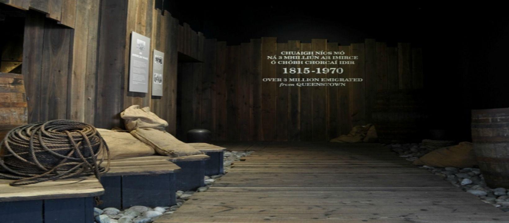 Cobh Heritage Center | History of Cobh | Commodore Hotel